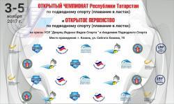 Открытое первенство Республики Татарстан 2017